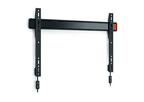 Vogel's TV Wall Mount, Flat and Fixed - WALL 2305 for 40 - 80 inch TVs, Black (Renewed)