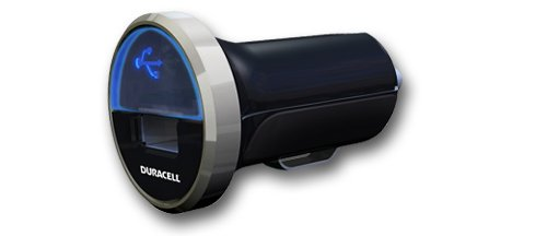Duracell DR5001A Volt USB Charger (Duracell Mobile Battery Charger)
