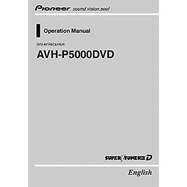 Pioneer Avh Pdvd Service Manual Wiring Diagram - Pioneer avh p5000dvd wiring diagram