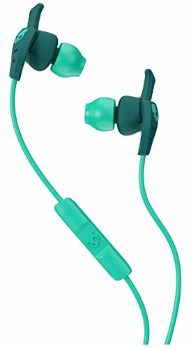 Skullcandy Xtplyo S2WIHX-450 In-Ear Headphones with Mic (Teal/Green)