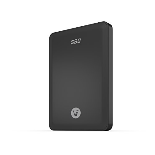 VectoTech Portable 4TB External SSD USB 3.0 Rapid Solid State Drive