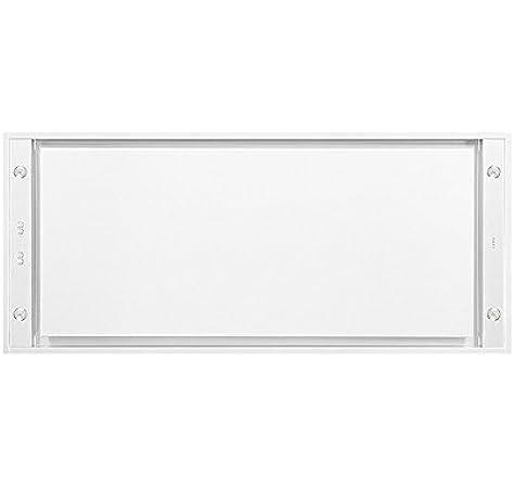 NOVY Pureline techo Campana 6846 lacado blanco externo Incluye 5 años de garantía y LED: Amazon.es: Grandes electrodomésticos