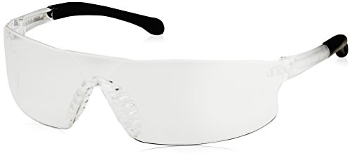 Radians Rs1 10 Rad Sequel Rubber Tipped Lightweight Glasses With Clear Lens