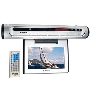 Polaroid FDM-0715 7-Inch Under-the-Cabinet LCD TV with Built In DVD Player by Polaroid