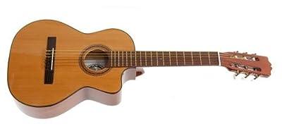 Paracho Elite Del Rio Requinto Guitar