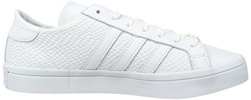 adidas Damen Courtvantage W Basketballschuhe Weiß (ftwr White/ftwr White/core Black)