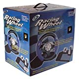 Intec Racing Wheel for PS2, Game Cube, xBox
