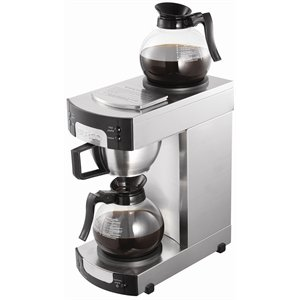 Máquina de café de filtro de Heavy Duty 2,2 kW, Capacidad de 1
