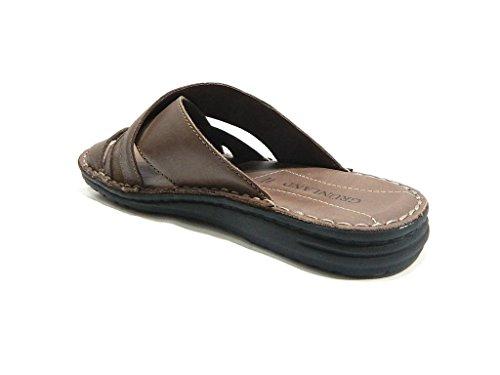 LAPO de Zapatos GRUNLAND Playa Tabacco y para Hombre Piscina Cqxfd6w
