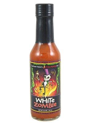 White Zombie Hot Sauce