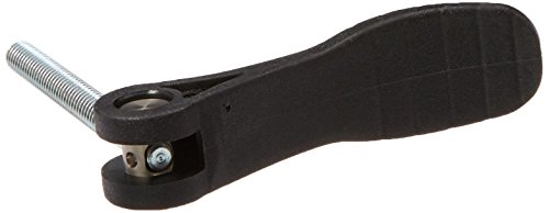 Kipp 04232-1211A2X50 Steel Cam Levers with Plastic Handle and 1/4-20