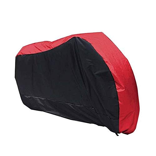 ZZKJTANGYMTT Motorcycle Covers for Outside Storage, Electric Car Cover, Scooter Clothing, Rainproof, Sunscreen, Dustproof, Sunshade,E-XXXXL