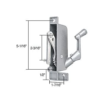 CRL Right Hand Awning Window Operator for ABC Windows