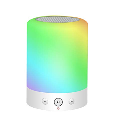 All in 1 Romantic Lighting Bluetooth Speaker wi...