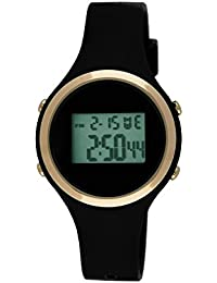 Ladies Digital Jelly Watch Black #03158-76628