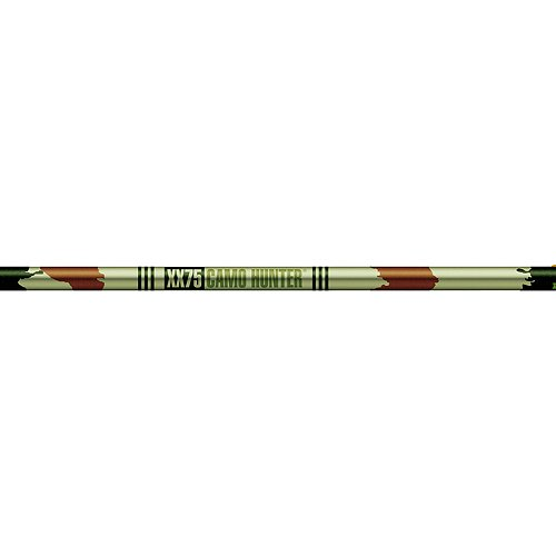 Easton Camo Hunter XX75 Shafts 2016 Doz, -
