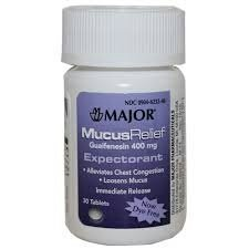 Mucus Relief Expectorant IR Tablets 60ct ()