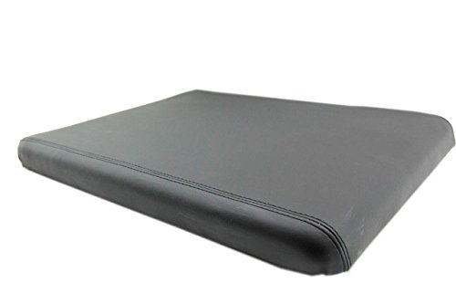 Dodge Ram Center Console Armrest Synthetic Leather cover Black 19x15 For 94-01