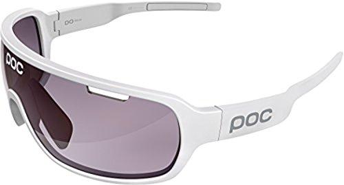 POC DO Blade Sunglasses Hydrogen White 01V & Headband - Sunglasses Blade Do Poc