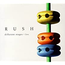 Different Stages: Live (3CD)