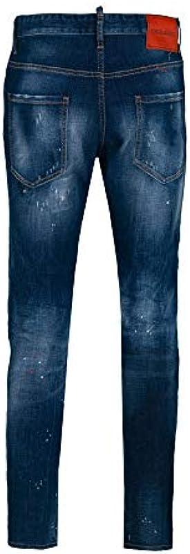 DSquared Skater Jean, Farbe:blau, Größe:52: Odzież