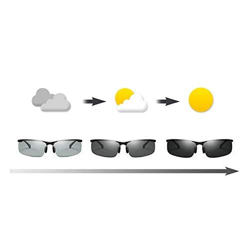 Femme Sport D de Nuit soleil de Soleil Lunettes polarisées à Usage la Double Des la lunettes journée qTtIx