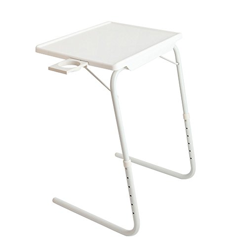 Space Paths Adjustable Tv Tray Table Mate Tv Din The Best Amazon