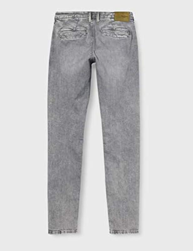 Pepe Jeans Męskie James Jeans Slim fit: Odzież