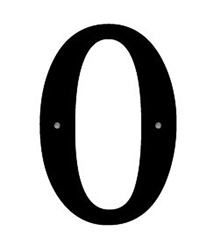 [Iron Address Number House Number 0 Medium 12
