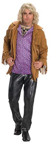 (Hansel Zoolander Costume, Multi,)