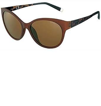 Esprit women's sunglasses-Brown/Brown-ET17886/535 size58-18-135mm