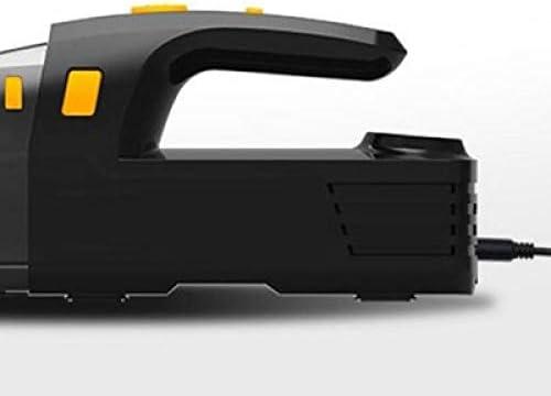 Mini aspirateur Aspirateur à pointeur de véhicule Aspirateur quatre en un Aspirateur Charge Mesure de la pression d\'éclairage