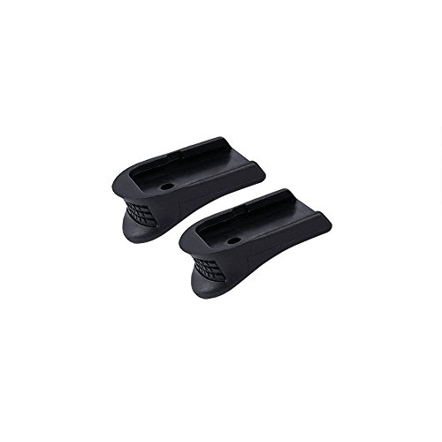 - GVN Grip Extension for Glock 29 Finger Extension-2 Pieces Black