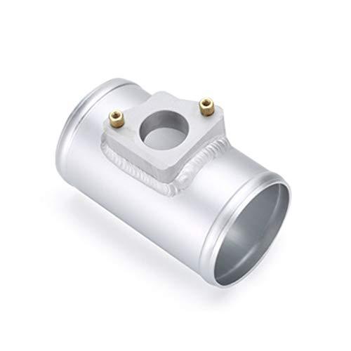 (Aulley Car Engine Air Flow Meter Intake Sensor Base Connector Adaptor 63mm/2.5inch Replacement for Toyota/Mazda/Subaru/Suzuki )