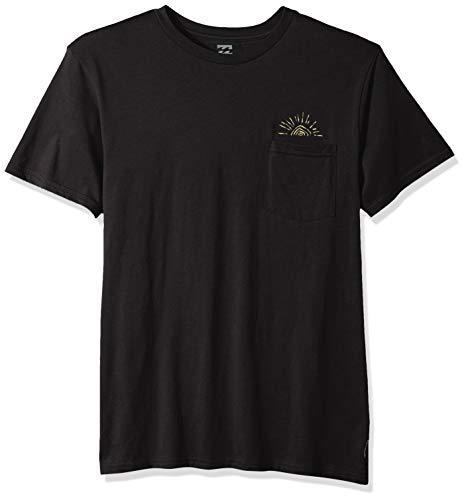 (Billabong Men's Sundaze T-Shirt Black)