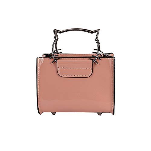 coreana messenger nero borsa WSLMHH messenger a tracolla selvaggia tracolla versione Piccola rosa a estate borsa marea femminile della borsa borsa moda borsa nqFxqA6R