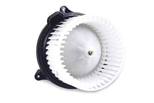 MYSMOT Blower Motor Fan Assembly for Nissan Frontier 2005-2018, Nissan Pathfinder 2005-2012, Nissan Xterra 2005-2015, 27226-EA010 ()