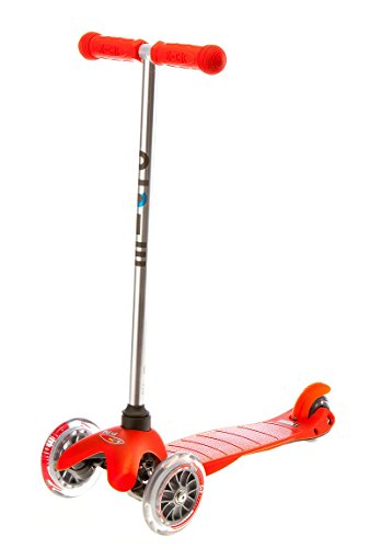 Micro Mini Scooter (Red)