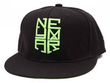 b0a5182b9b7 Image Unavailable. Image not available for. Color  Neymar JR Snapback Cap  Njr Hat Hip Hop Sports Brazil Baseball ...