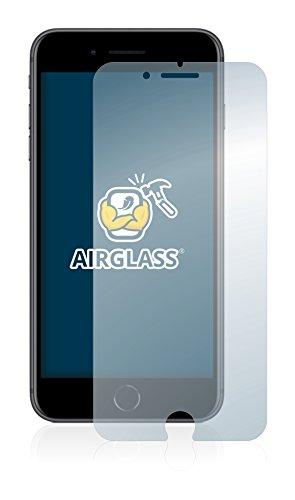 BROTECT AirGlass Pellicola Vetro Flessibile Chiaro per Apple iPhone 8 Plus Proteggi Schermo, Vetro Protettivo - Extra-Resistente, Ultra-Leggero