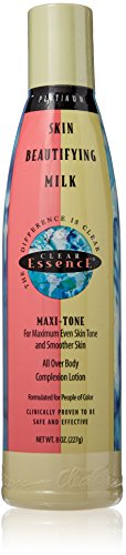 Price comparison product image Clear Essence Platinum Line Skin Beautifying Milk, 8 Ounce
