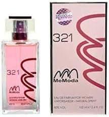 Memoda 321 eua de parfum impression of HUGO BOSS FEMME 100 ml/3.4 FL.OZ for women