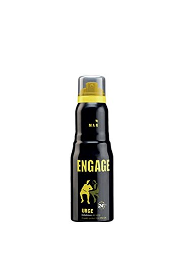 Engage Urge Deodorant For Men, 150ml / 165ml
