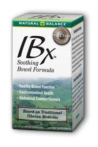 Natural Balance - Ibx Soothing Bowel Formula, 120 capsules