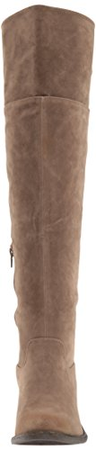 36 Western Taupe Tobin Qupid Women's Boot T10YYw