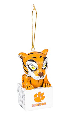 Clemson Holiday Ornament - 2