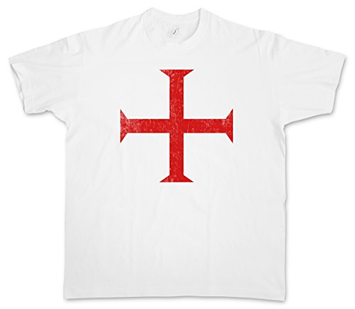 TEMPLAR CROSS II T-SHIRT