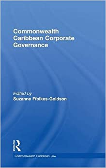 Commonwealth Caribbean Corporate Governance (Commonwealth Caribbean Law)