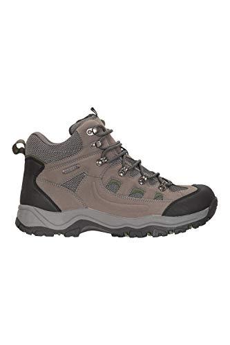 Mountain Warehouse Boots Hommes Adventurer - Chaussures imperméables, Textile & synthétique, adhérence supplémentaire… 2