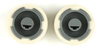 (Corpco 40X4308-FRK Paper Feed Pick Up Rollers 2 Pack for Lexmark)